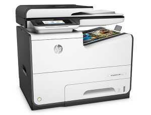 HP offers a portfolio of products to solve enterprise print