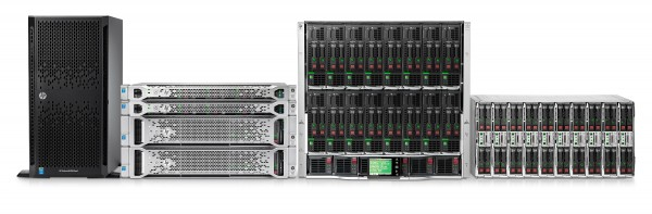 HP ProLiant Gen9 Family